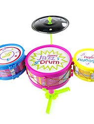 cheap -Drum Drum Kit Toys Early Childhood Educational Music Percussion Hand Drums Children Toys