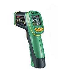 cheap -MASTECH MS6531B Color Screen Infrared Thermometer(-40℃~800℃) K type temperature probe can be connected