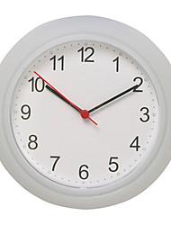 Недорогие -Модерн Семья Настенные часы,Круглый В помещении Часы