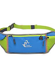 cheap -Belt Pouch / Belt Bag Running Pack 1 L for Marathon Camping / Hiking Traveling Sports Bag Breathable Moistureproof Wearable Running Bag