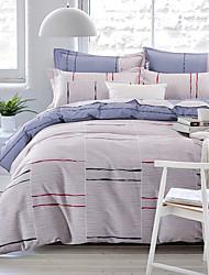 cheap -Novelty Cotton 4 Piece Duvet Cover Sets