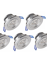 cheap -ZDM 5PCS Dimmable  3x2W High Power LED Lamp 500-550 lm LED Ceiling Lights Recessed Retrofit leds  Warm White Cold White AC 110V / AC 220V