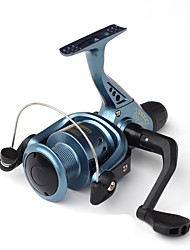 cheap -Spinning Reel 5.0:1 Gear Ratio+1 Ball Bearings Hand Orientation Exchangable Sea Fishing / Spinning / Freshwater Fishing - CB4000 / General Fishing