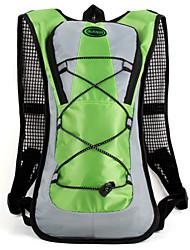 cheap -FJQXZ 5 L Bike Hydration Pack & Water Bladder Waterproof Bike Bag Terylene Bicycle Bag Cycle Bag Camping / Hiking Ski / Snowboard Climbing