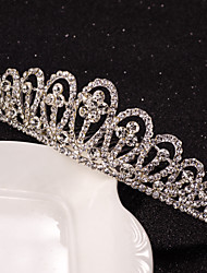 cheap -Crystal / Alloy Tiaras / Hair Combs with 1 Wedding / Special Occasion Headpiece