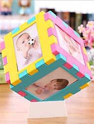Недорогие -Рамки для картин Модерн Прямоугольный,Пластик 1 Средний