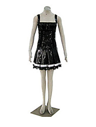 cheap -Inspired by Death Note Amane Misa Anime Cosplay Costumes Japanese Cosplay Suits Patchwork Top For Men's / Women's