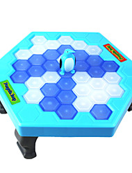 cheap -Board Game Puzzle Table Game Paternity Game PVC(PolyVinyl Chloride) ABS Penguin Creative Novelty Boys' Girls' Toys Gifts