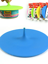 cheap -Canned pet silicone cover Hat to cover food cover shape silicone lid dog food