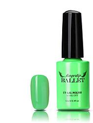 cheap -Nail Polish UV Gel  12ML 1PC Soak Off Glitters Classic Soak off Long Lasting  Daily Soak Off Glitters Classic High Quality
