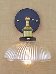 cheap -Rustic / Lodge Wall Lamps & Sconces Metal Wall Light 110-120V / 220-240V 40 W / E26 / E27