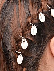 cheap -Women's Bohemian Fashion Alloy Hair Ties Hair Charms Hair Rings Daily Casual