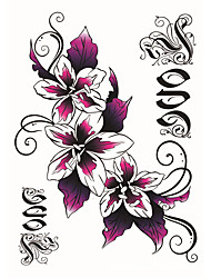 cheap -fashion-large-temporary-tattoos-flowers-sexy-body-art-waterproof-tattoo-stickers-2pcs-size-5-71-by-8-27