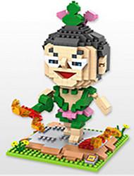 cheap -Loz Green Gourd Eva Loz Diamond Blocks Block Toys DIY Toys(470 Pcs)