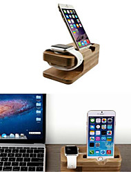 cheap -Desk Universal / Mobile Phone Mount Stand Holder Other Universal / Mobile Phone Wooden / Metal Holder