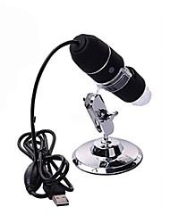 Недорогие -500x Цифровой USB-микроскоп эндоскопа лупы камеры черный