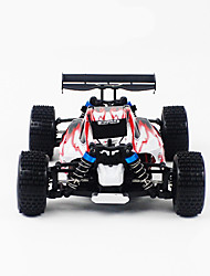 cheap -RC Car WLtoys A959 4ch 2.4G Buggy (Off-road) / Off Road Car / Drift Car 1:18 45 km/h Remote Control / RC / Rechargeable / Electric