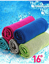cheap -Cooling Towel - Reduces Body Temperature and Helps Beat The Summer Heat - That Is Perfect For Camping, Hiking