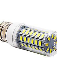 cheap -5 W LED Corn Lights 300-350 lm E14 G9 E26 / E27 T 56 LED Beads SMD 5730 Warm White Cold White 220-240 V