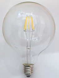 cheap -1pc 7 W LED Filament Bulbs 700 lm E26 / E27 G125 8 LED Beads COB Waterproof Decorative Warm White 220-240 V / 1 pc / RoHS