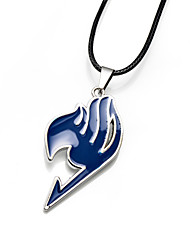 cheap -Jewelry Inspired by Fairy Tail Cosplay Anime Cosplay Accessories Necklace Alloy Men's Women's New Hot Halloween Costumes