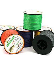 cheap -PE Braided Line / Dyneema / Superline 500M / 550 Yards PE 80LB 70LB 60LB 0.14-0.5mm Sea Fishing Ice Fishing General Fishing / 50LB / 45LB / 40LB / 38LB / 30LB