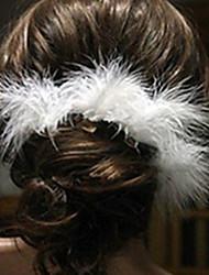 cheap -Barrettes Hair Accessories Feather Wigs Accessories Women's pcs 1-5cm cm