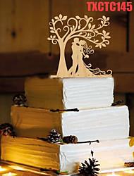 Недорогие -Украшения для торта Бабочки Классическая пара Резина Свадьба с 1 pcs Пенополиуретан