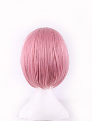 cheap -synthetic wigs pink peruca cosplay short wigs for black women perucas bobo perruque synthetic women Halloween