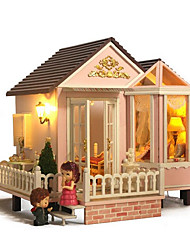 cheap -CUTE ROOM DIY Furniture House Wooden Toy Gift
