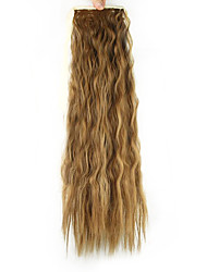 cheap -deep wave gold tacos fashionable human hair weaves ponytails 27
