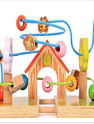 Недорогие -Для получения подарка Конструкторы Оригинальные и забавные игрушки Пластик Игрушки