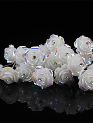 cheap -Pearl Hair Stick / Hair Pin with 1 Wedding / Special Occasion Headpiece