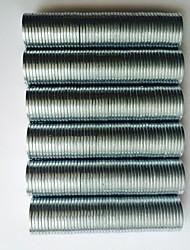 Недорогие -100 pcs Магнитные игрушки Конструкторы Сильные магниты из редкоземельных металлов Неодимовый магнит Головоломка Куб Магнит Взрослые Мальчики Девочки Игрушки Подарок