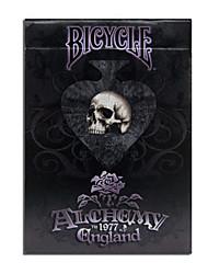 Недорогие -Мага специальные подпорки алхимия велосипед покер карты настольная игра карты алхимия 1 или 2 поколения (а)