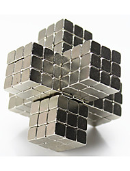 cheap -648 pcs 5mm Magnet Toy Magnetic Balls Building Blocks Super Strong Rare-Earth Magnets Neodymium Magnet Magnet Kid's / Adults' Boys' Girls' Toy Gift