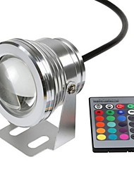 cheap -Submersible Lights Underwater Lights Waterproof Remote Controlled Remote-Controlled RGB 12 V LED Beads