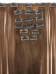 cheap -Human Hair Extensions Synthetic Hair Extension