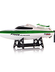 cheap -RC Boat Fei Lun FT009 Speedboat 2 pcs Channels 30 km/h KM/H