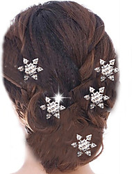 cheap -Barrettes Hair Accessories Alloy Wigs Accessories Women's pcs 1-5cm cm