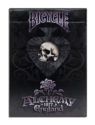 Недорогие -Мага специальные подпорки алхимия велосипед покер карты настольная игра карты поколения алхимия 2 (а)