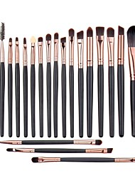 cheap -Professional Makeup Brushes Makeup Brush Set 20pcs Goat Hair / Pony / Synthetic Hair Makeup Brushes for Eyeliner Brush Blush Brush Lip Brush Eyebrow Brush Eyeshadow Brush Liquid Eyeliner Brush Makeup