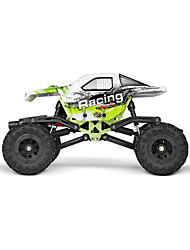 cheap -RC Car WLtoys 24438 2.4G Buggy (Off-road) / Rock Climbing Car / Off Road Car 1:24 Brush Electric Remote Control / RC / Rechargeable / Electric