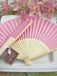cheap -Special Occasion Fans and Parasols Wedding Decorations Beach Theme / Garden Theme / Asian Theme Spring / Summer / Fall