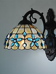 cheap -Tiffany Wall Lamps & Sconces Metal Wall Light 220V / 110V Max 60W / E26 / E27