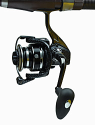 cheap -Spinning Reel 5.2:1 Gear Ratio+13 Ball Bearings Hand Orientation Exchangable Sea Fishing / Spinning - DT4000