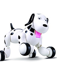 cheap -RC Robot Learning & Education / Electronic Pet / Robot Dog 2.4G Plastic / ABS Forward / Backward / Dancing / Walking Smart