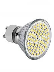 cheap -1pc 3.5 W LED Spotlight 300-350 lm GU10 GU5.3(MR16) E26 / E27 MR16 60 LED Beads SMD 2835 Decorative Warm White Cold White 220-240 V 12 V 110-130 V / 1 pc / RoHS