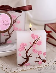 cheap -Asian Theme / Classic Theme / Fairytale Theme Candle Favors - 1pcs Candles Gift Box Spring / Summer / Fall