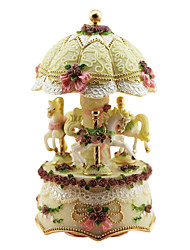 cheap -Music Box Educational Toy Classic Kid's Adults' Gift Girls' Gift